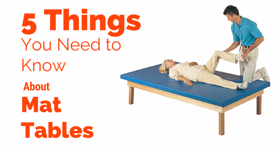 5 Things You Need To Know About Mat Tables Part 1 Novo